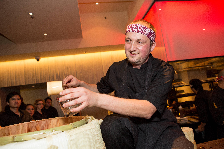 Chef Roman Petry