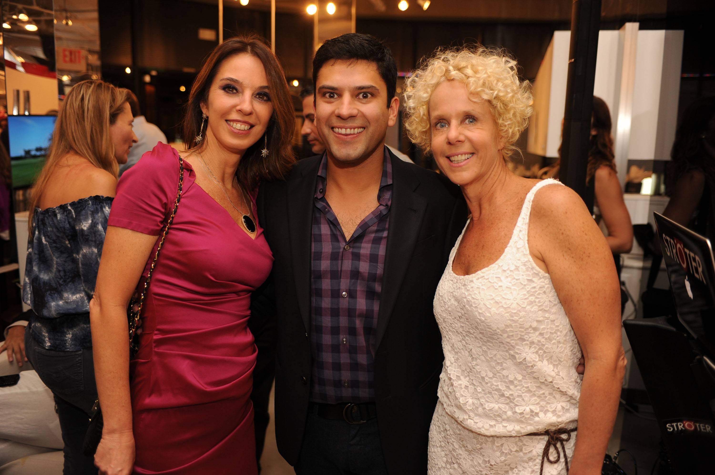 Esther Schattan, Claudio Faria, & Paola Robba3