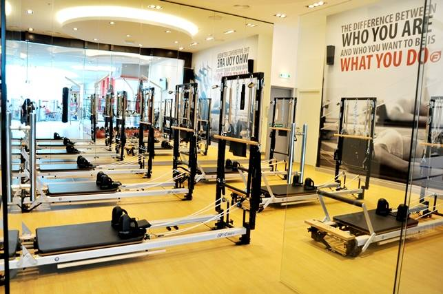 Fitness 360 – Reformer – Studio 10 – Aug 2013