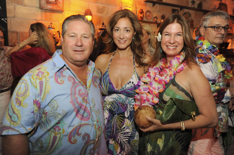 Gary Shear, Laura Buccellati, & Dana Shear