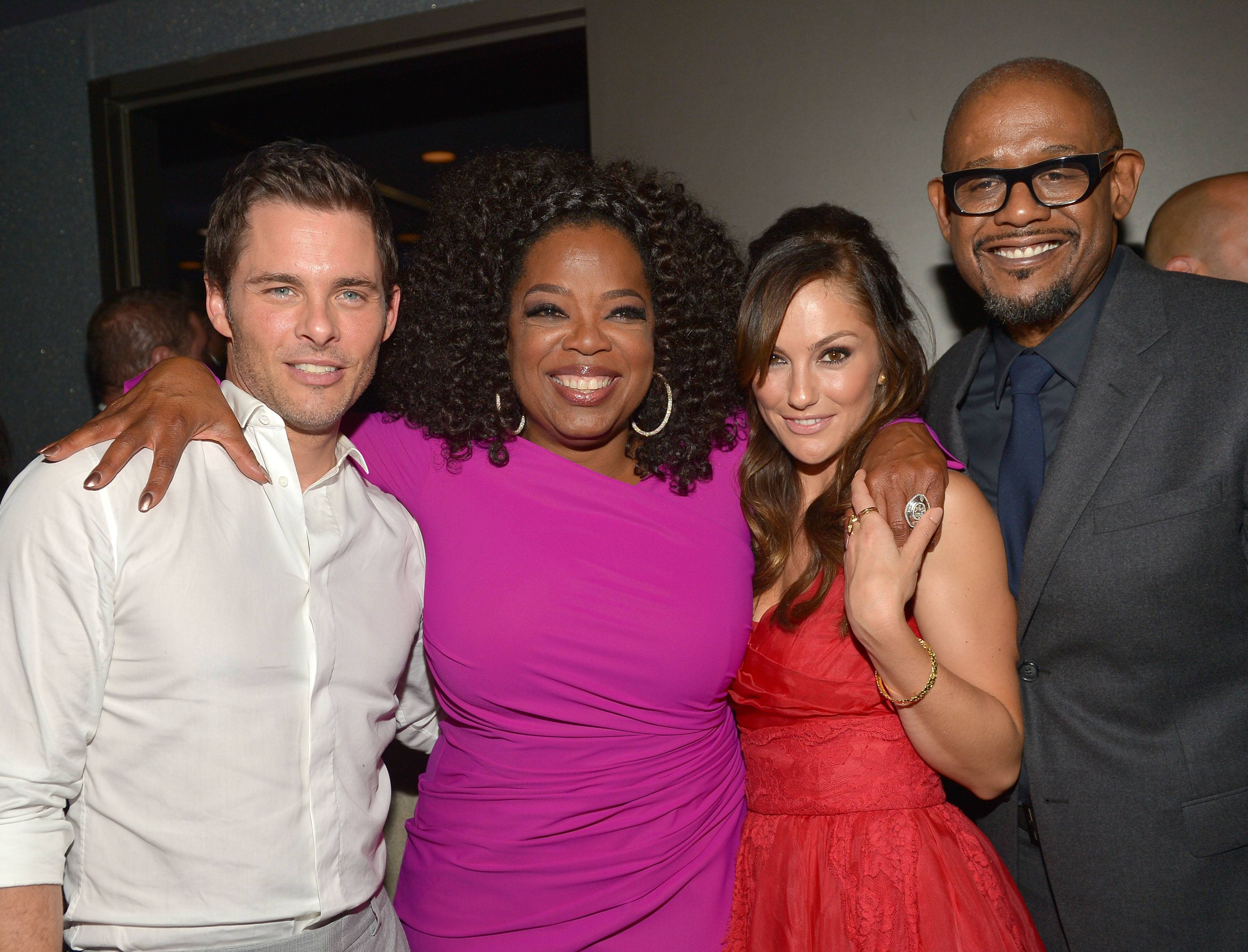 LEE DANIELS' THE BUTLER Los Angeles Premiere, Hosted By TWC, Budweiser And FIJI Water, Purity Vodka And Stack Wines – After Party