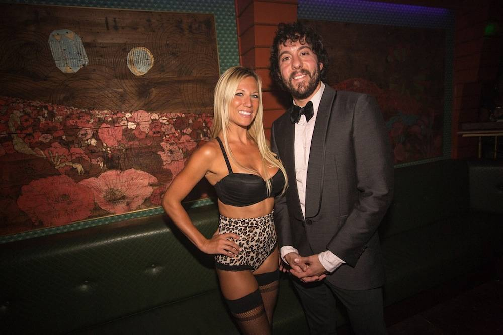 Jonathan Kite At The Act Nightclub