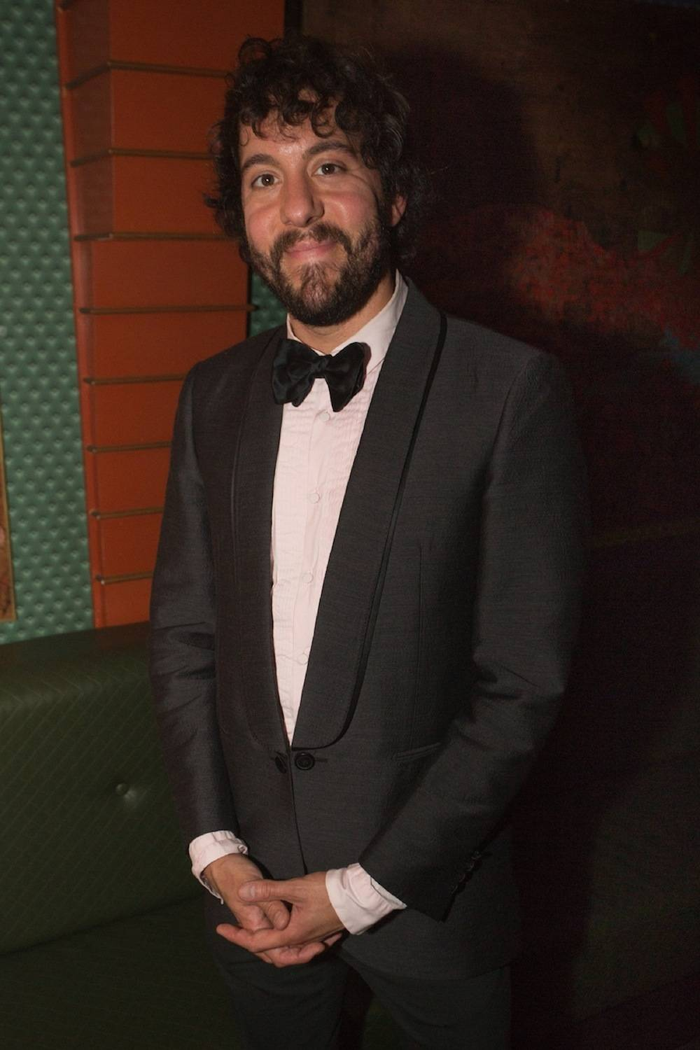 Jonathan Kite Poses At The Act Nightclub