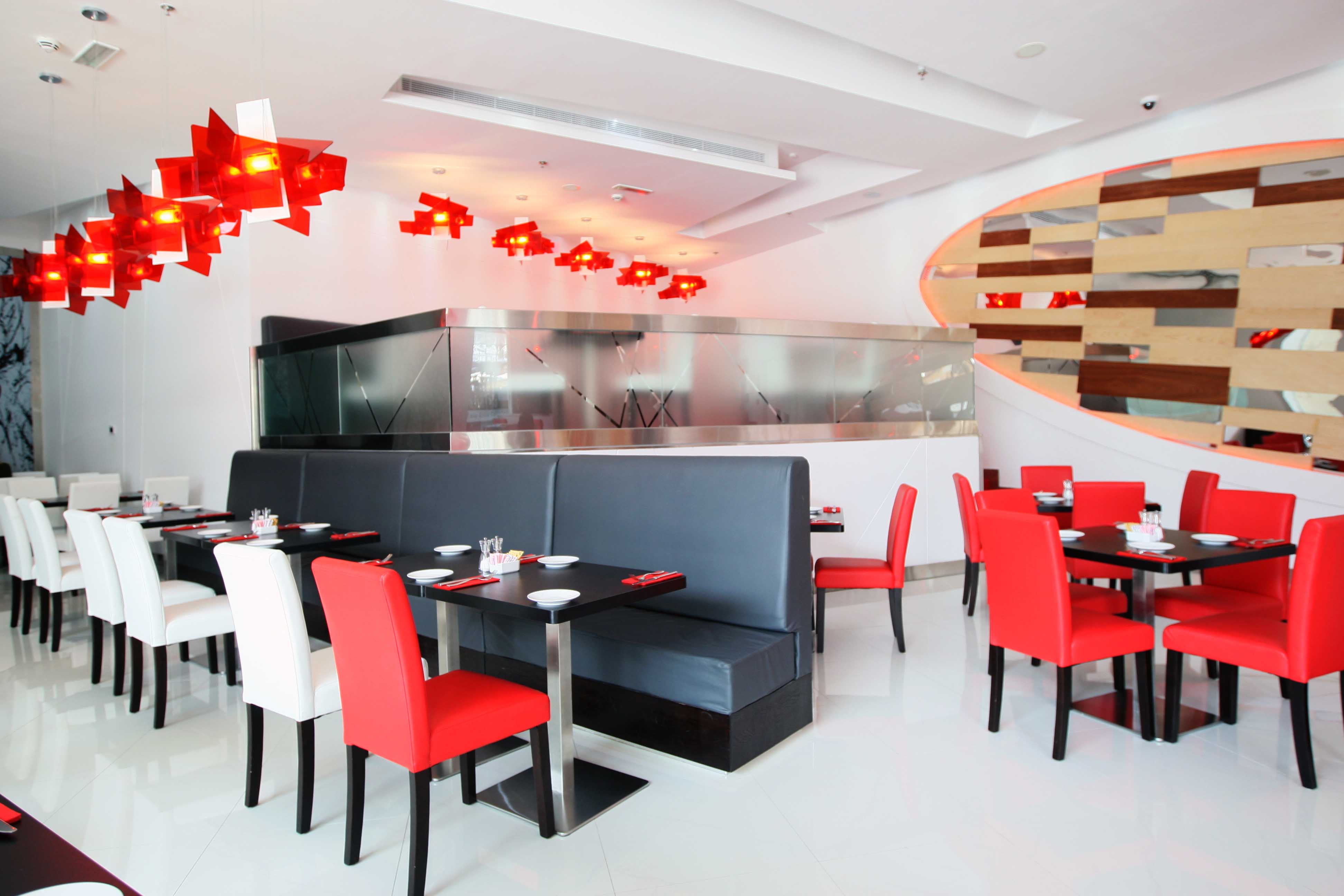 American Diner Ketchup Opens In Downtown Dubai Haute Living