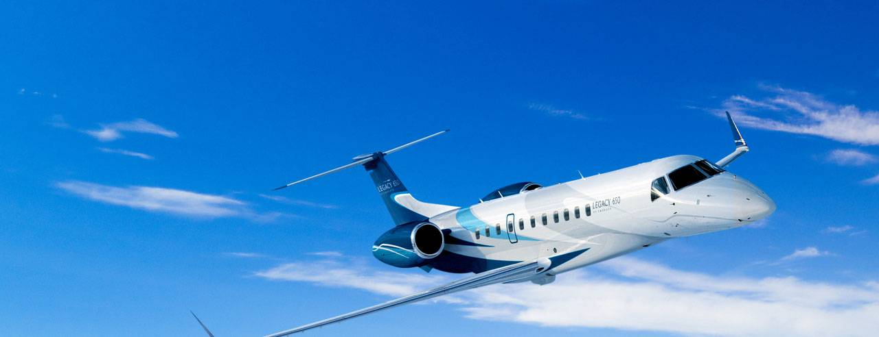 Legacy_650_Large_Business_Aircraft