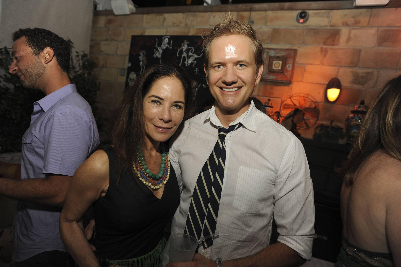 Lori Bell & William de yampert
