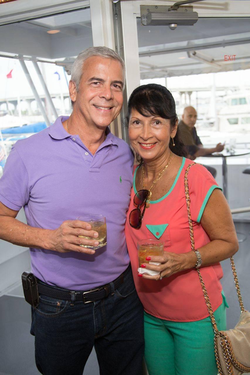 Luis Felipe & Marite Corominas