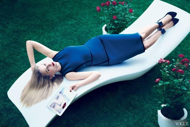 Marissa Mayer Vogue 1