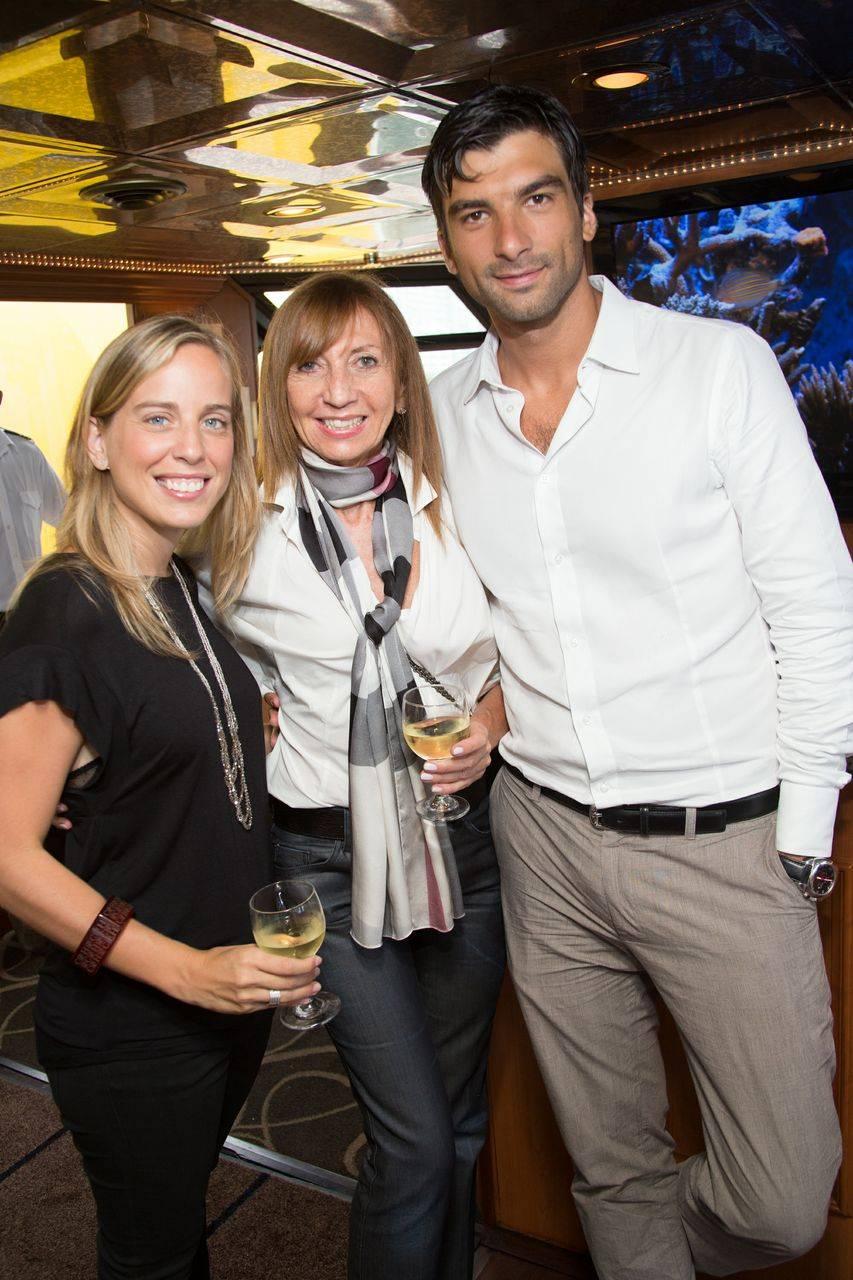 Marta Garcia & Fabio Cristanziani and