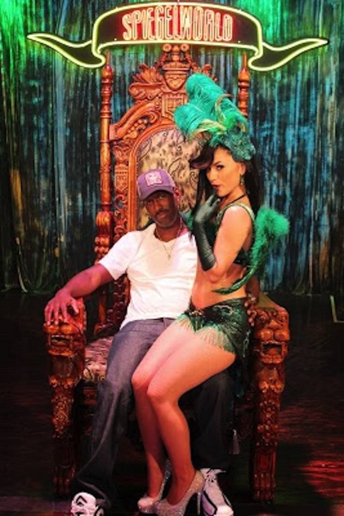 Melody and Shawn Stockman 8_8_13