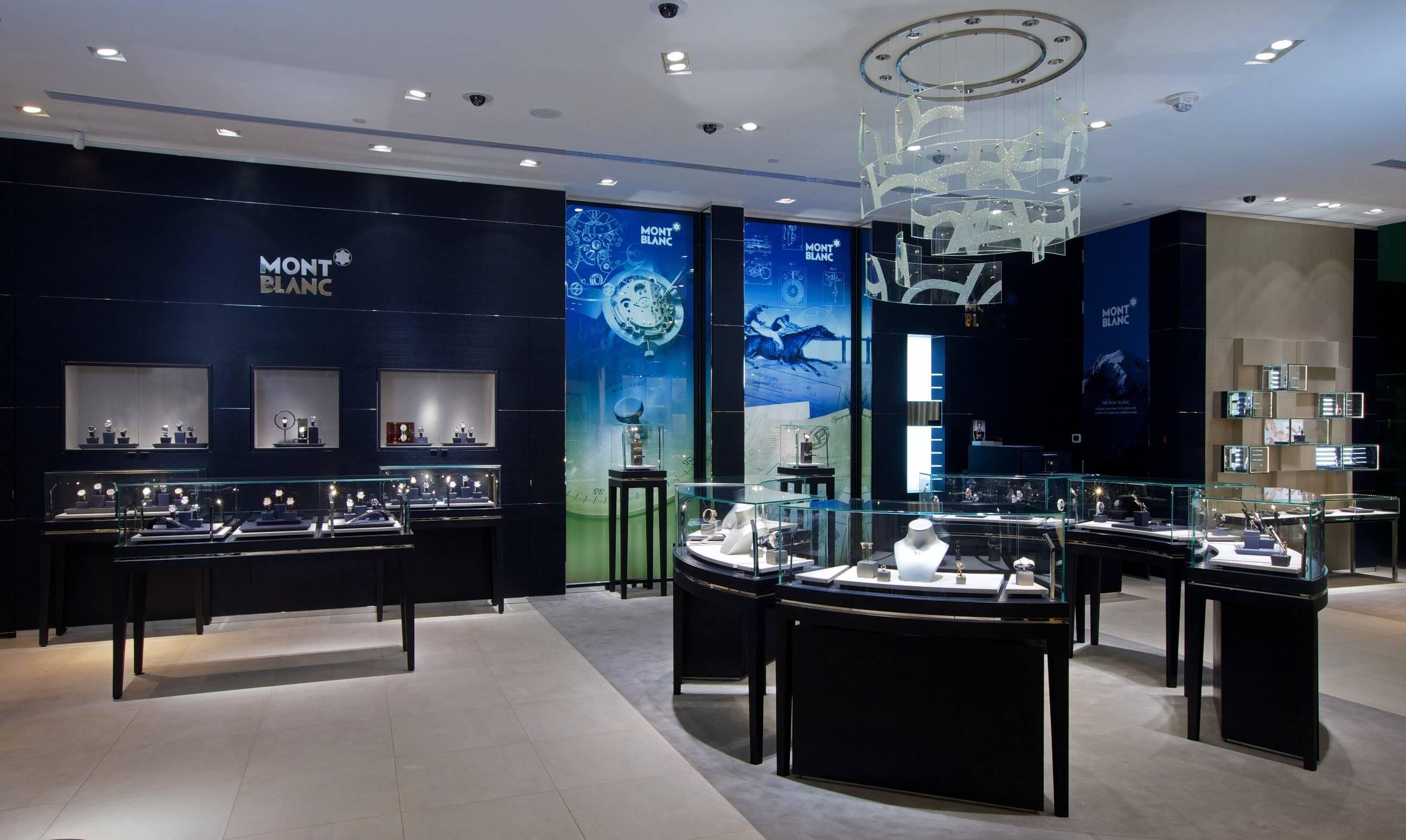 Montblanc Boutique in The Galleria on Al Maryah Island