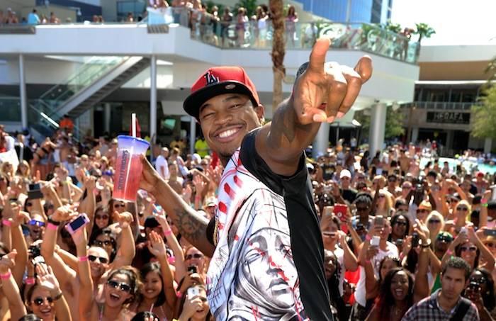 "Ne-Yo Performs At ""Ditch Fridays"" At Ditch Pool & DayClub At Palms Casino & Resort"