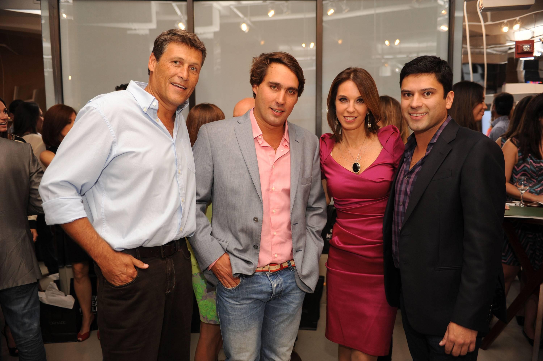 Oscar Segall, Eric Soulavy, Esther Schattan, & Claudio Faria3