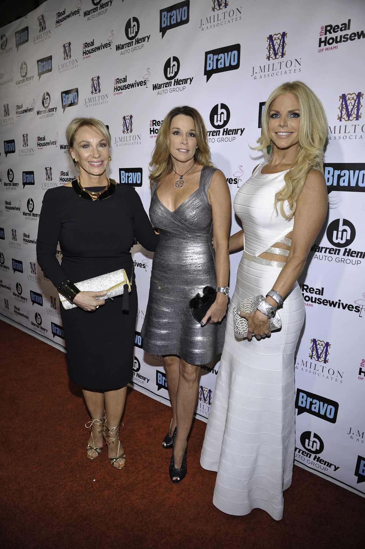 Warren Henry Range Rover >> The Real Housewives of Miami Celebrate Season 3 - Haute Living
