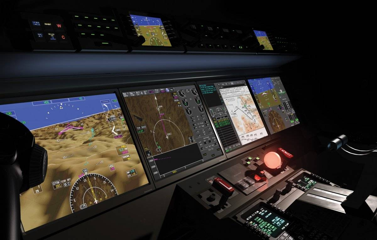 pilots-also-have-the-synthetic-vision-primary-flight-display-which-uses-terrain-data-to-create-a-digital-view-of-the-planes-surroundings-for-use-in-low-visibility-conditions