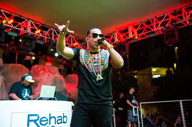 09.15_Daddy Yankee_SOUNDWAVES_Photo Credit Wayne Posner