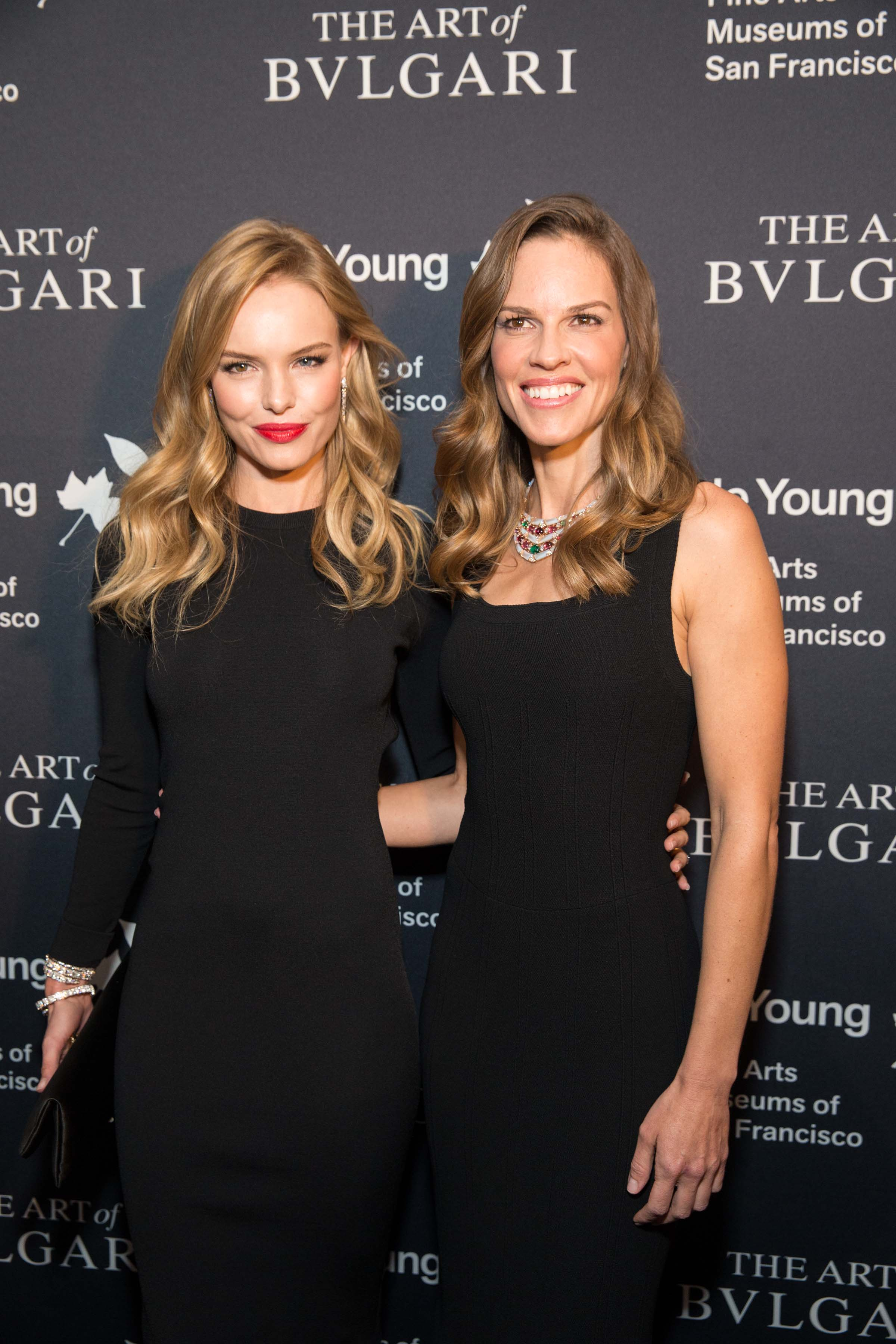 Kate Bosworth and Hillary Swank  Credit:  Drew Altizer Photgraphy