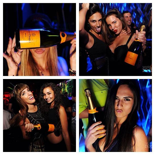 Veuve Clicquot Celebrates Brazilian Independence Day at WALL