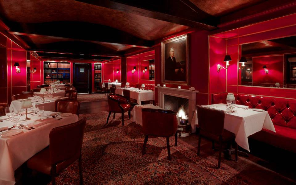 Red Room for Private Parties