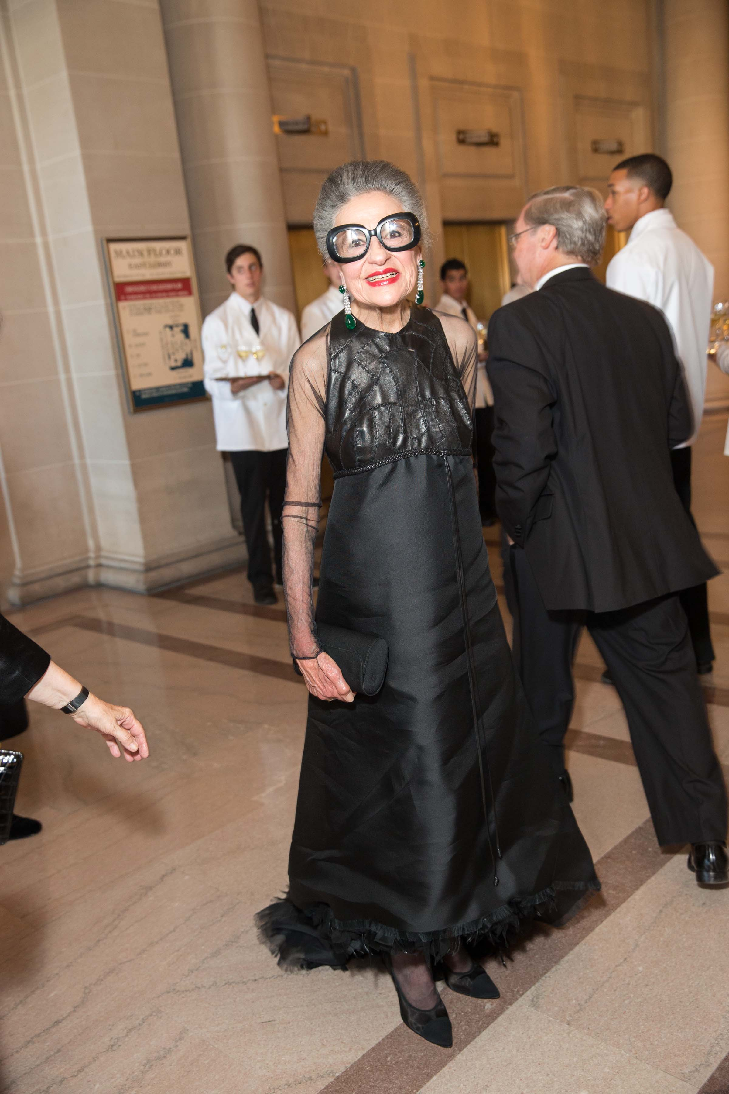 2013 Opera Ball: the Garden of good and evil