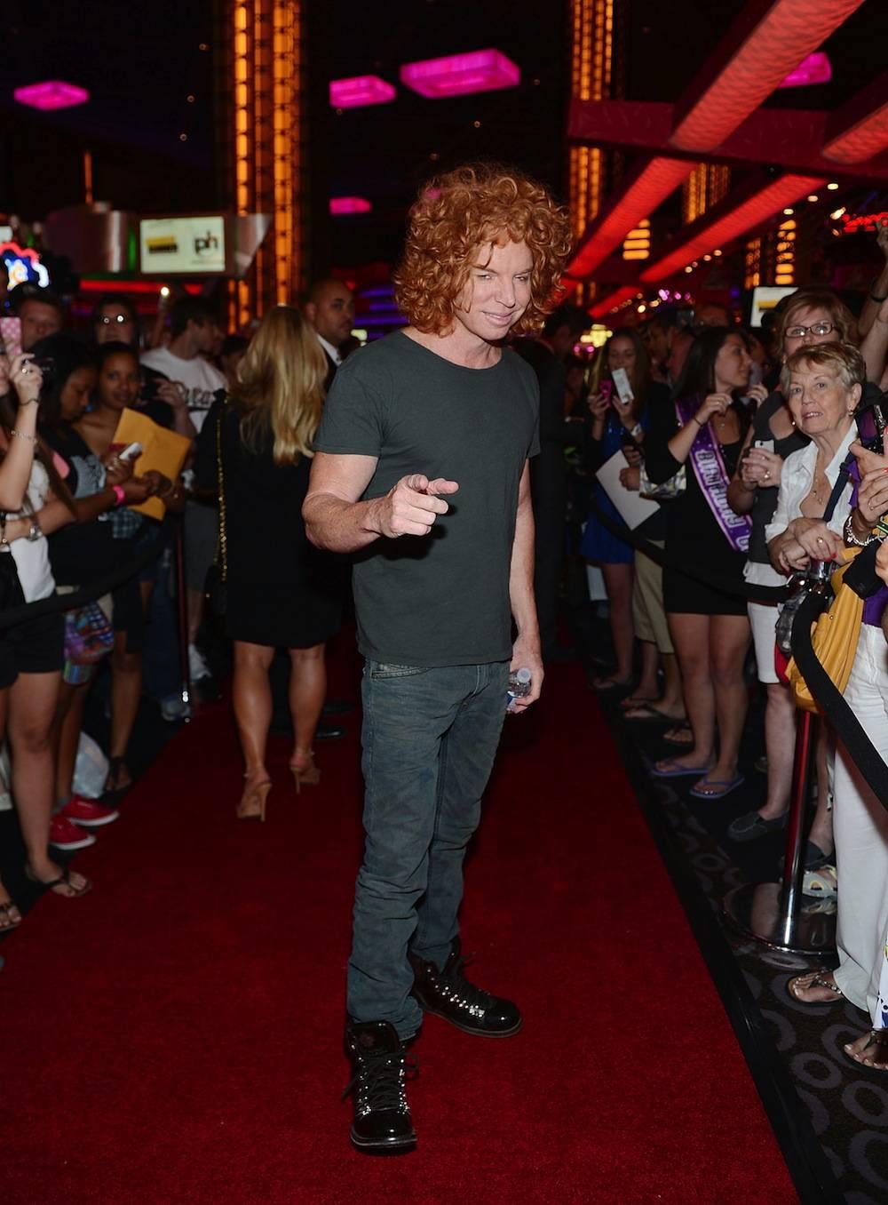 Planet Hollywood Resort & Casino Hosts World Premiere Of