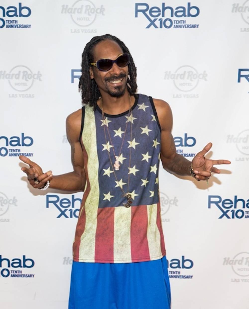Snoop Dogg AKA Snoop Lion