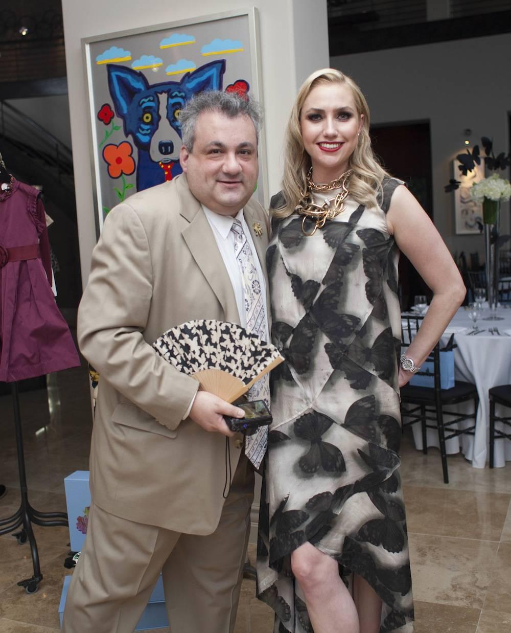 Audra Baldwin and Michael Shulman
