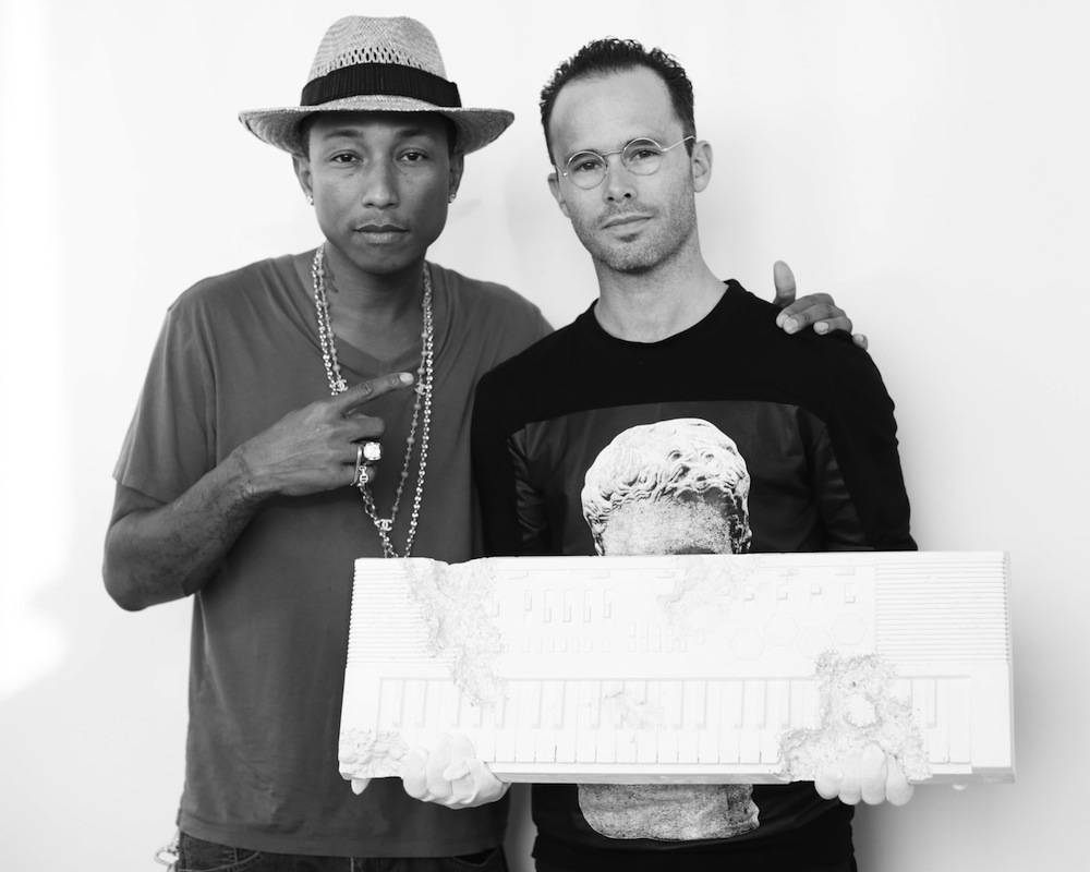 CORZO TEQUILA Presents DANIEL ARSHAM X PHARRELL WILLIAMS