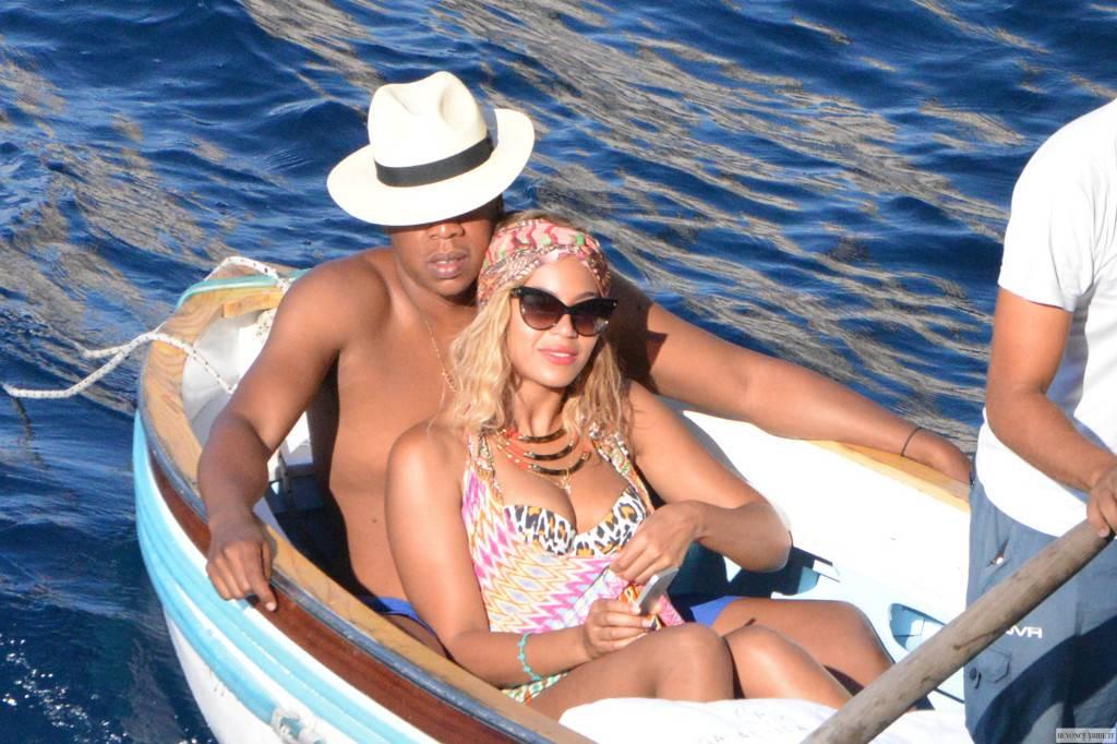 Beyoncé Knowles with Cruciani C crux bracelet