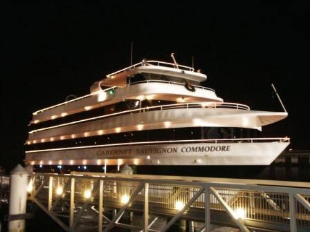 Commodore Cruise's Cabernet Sauvignon Yacht