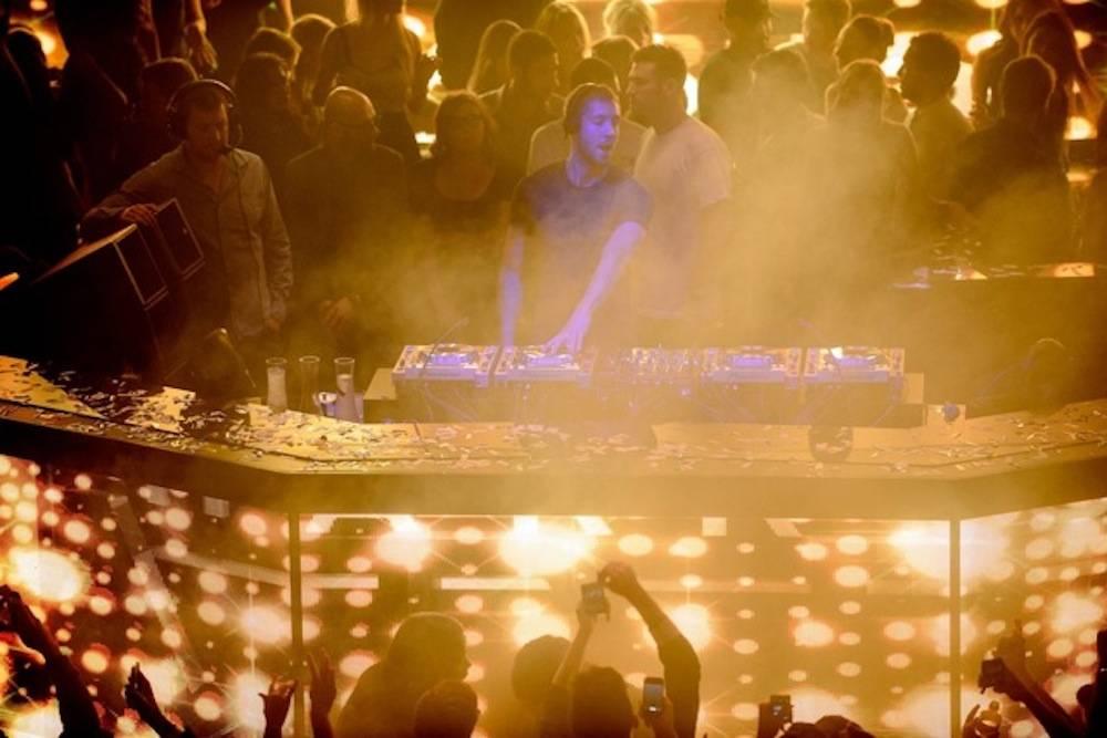 Calvin Harris_Hakkasan Las Vegas_Labor Day Weekend_Al Powers