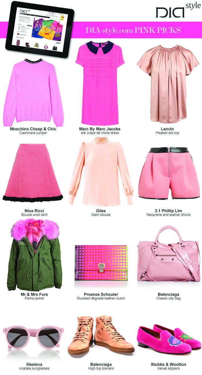 DIA-style.com Pink Picks english