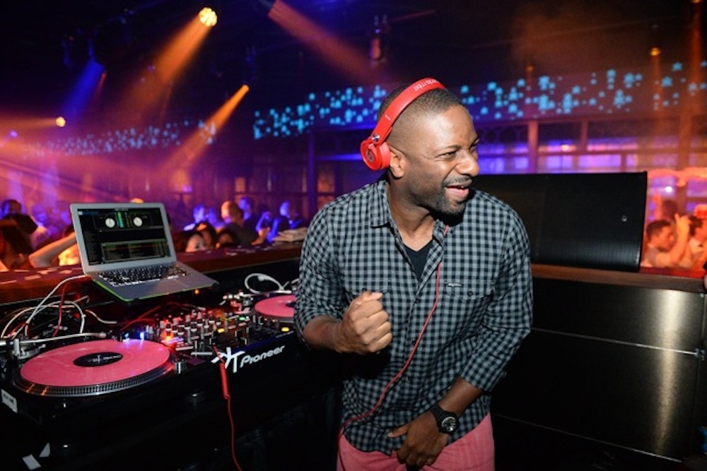 DJ Irie_Hakkasan Las Vegas_Labor Day Weekend_Al Powers