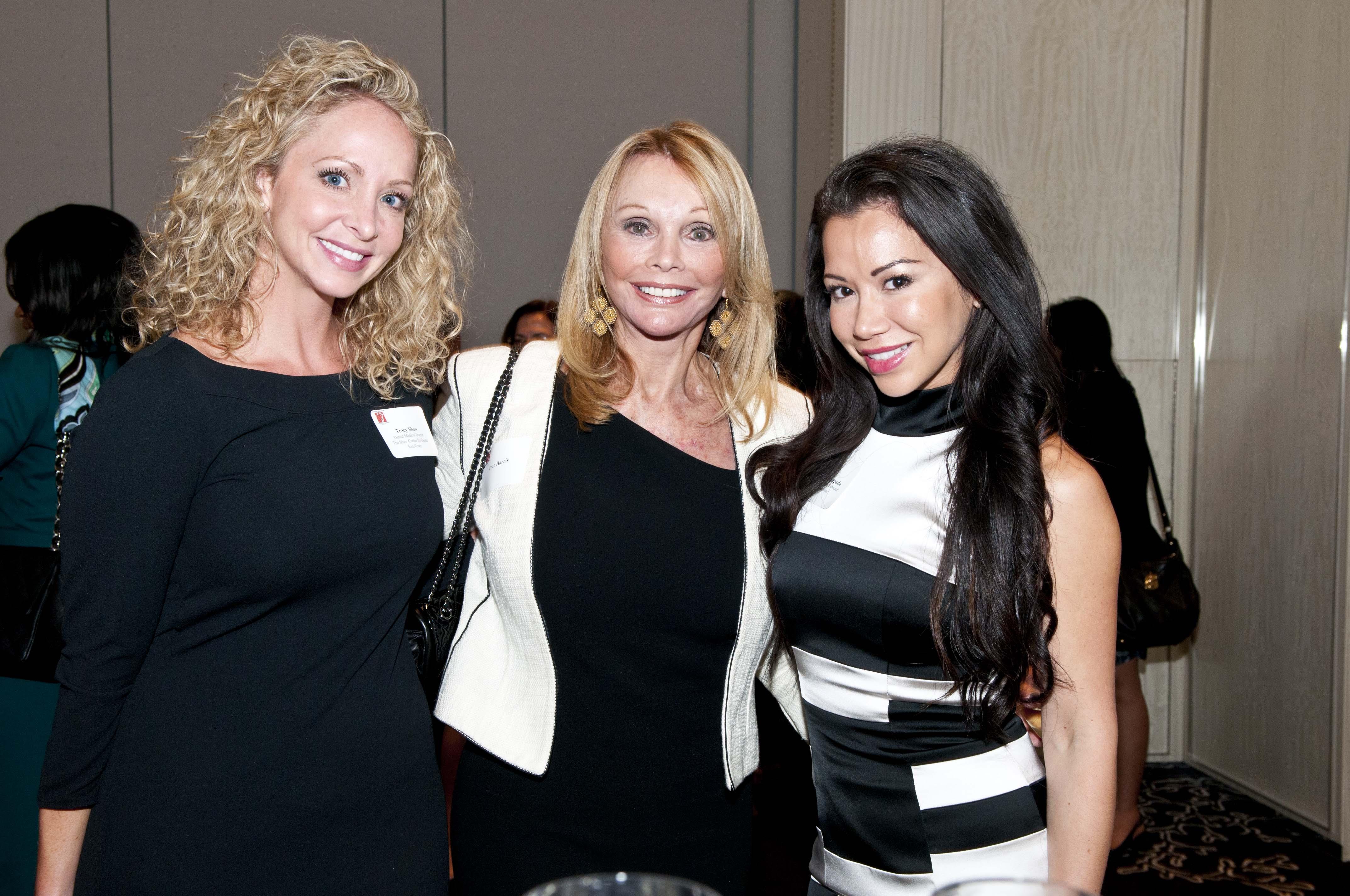 Dr. Tracy Shaw, Fran Harris & Ana Natalie Delgado
