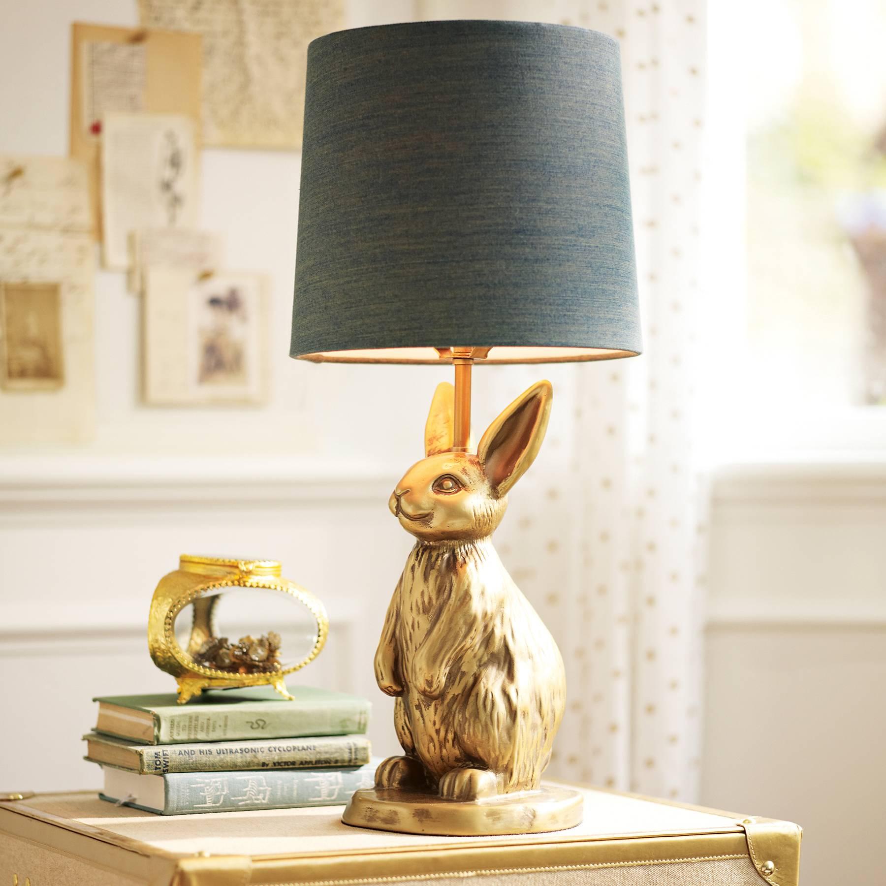 Emily & Meritt for PBteen_Bunny Lamp