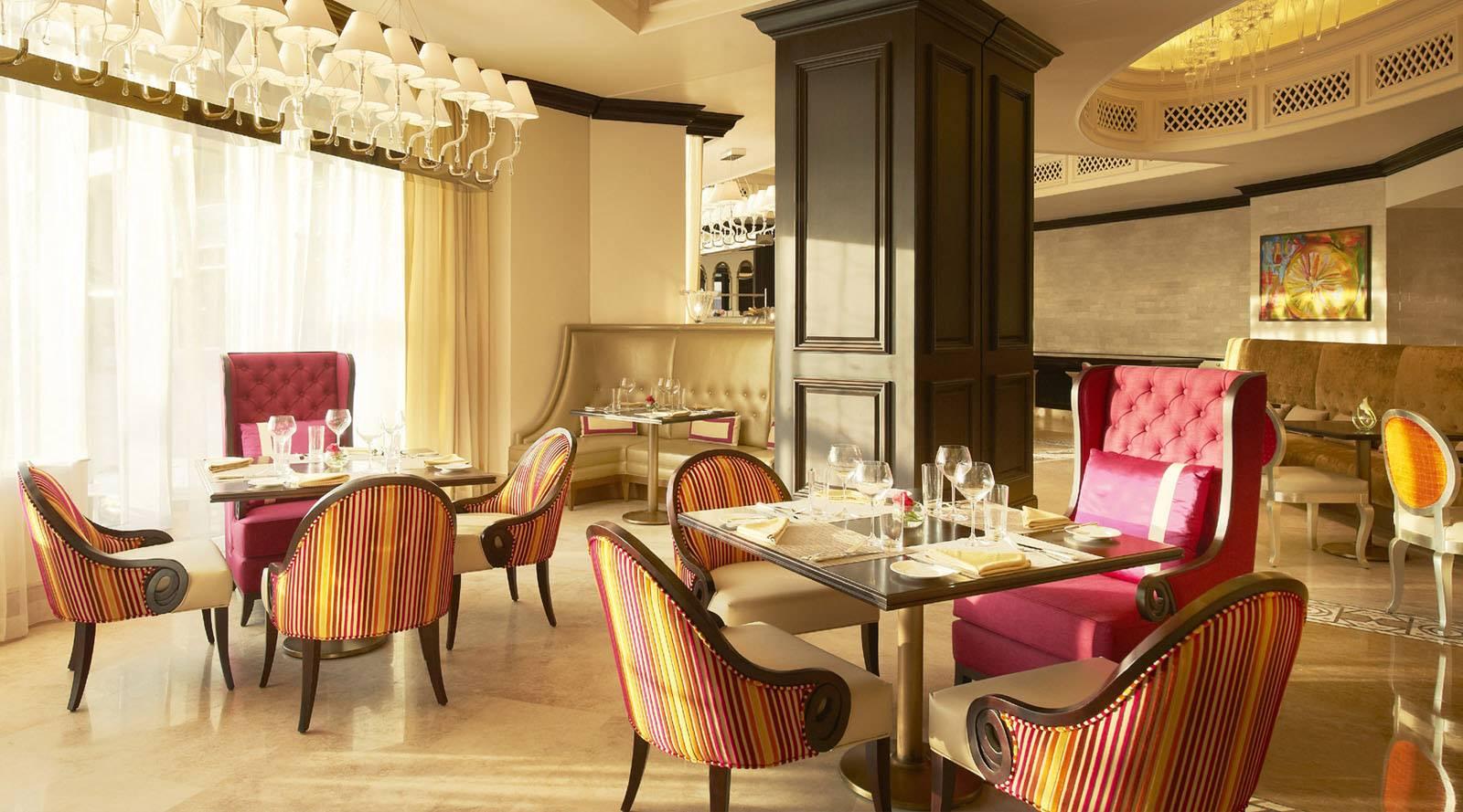 abu dhabi 39 s first gary rhodes restaurant opens in abu dhabi haute living. Black Bedroom Furniture Sets. Home Design Ideas
