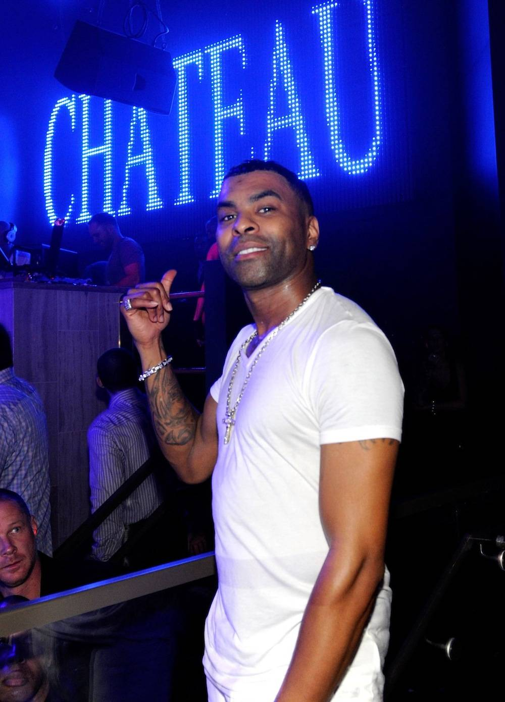 Sultry R&B Lyricist Ginuwine Performs For A Sold Out Crowd At Chateau Nightclub & Gardens During Labor Day Weekend