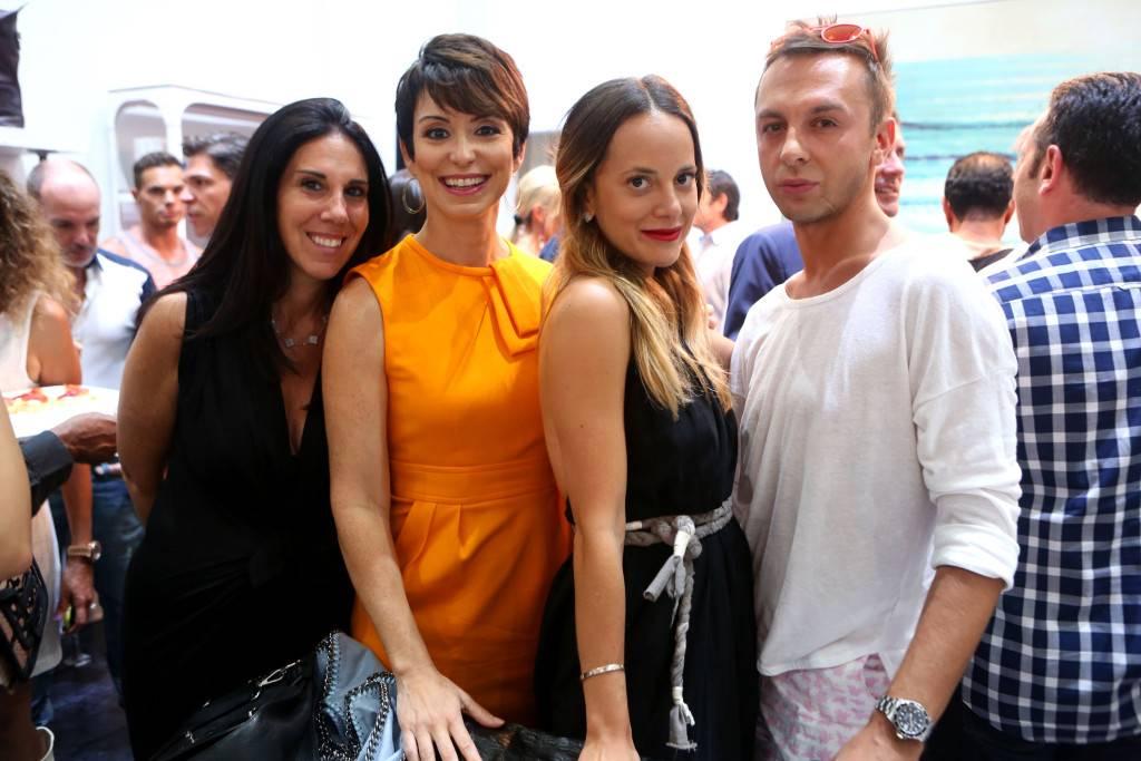 Kelly Gold, Belkys Nerey, Erin Newberg, & Kamil P