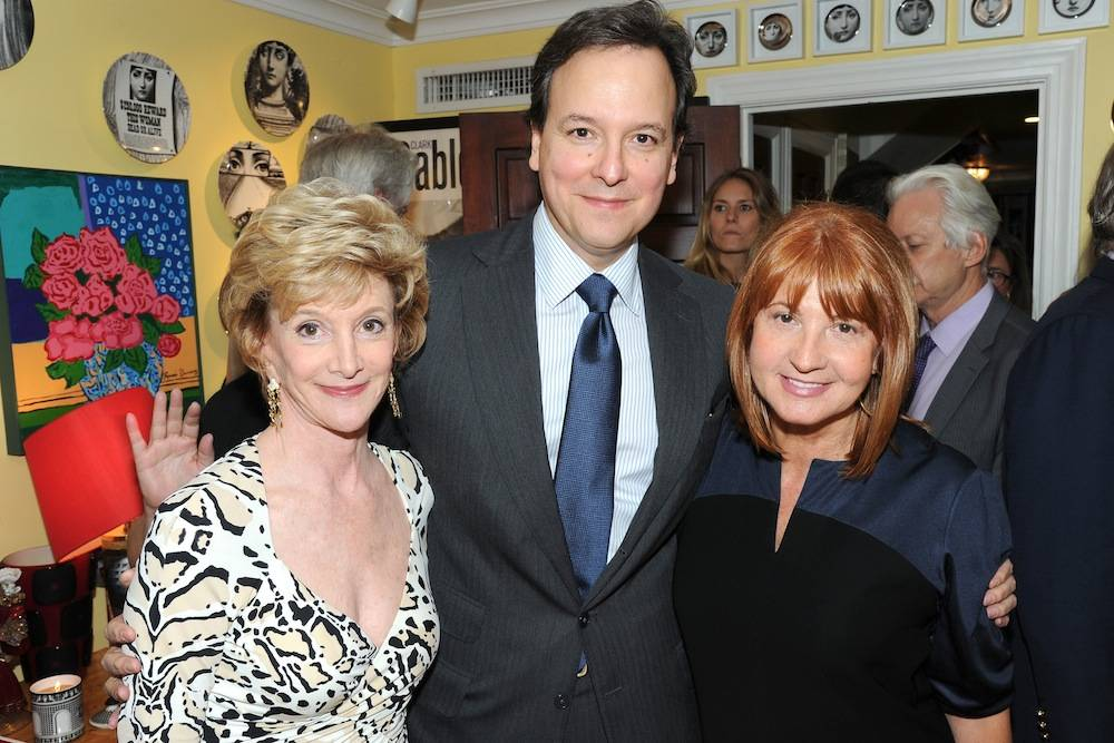 John Demsey Hosts Cocktails in Honor of the Upcoming 2013 Casita Maria Fiesta Gala