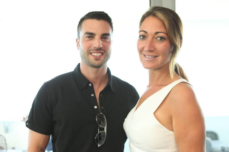 Jamil Bouchareb, Sarah Mirmelli