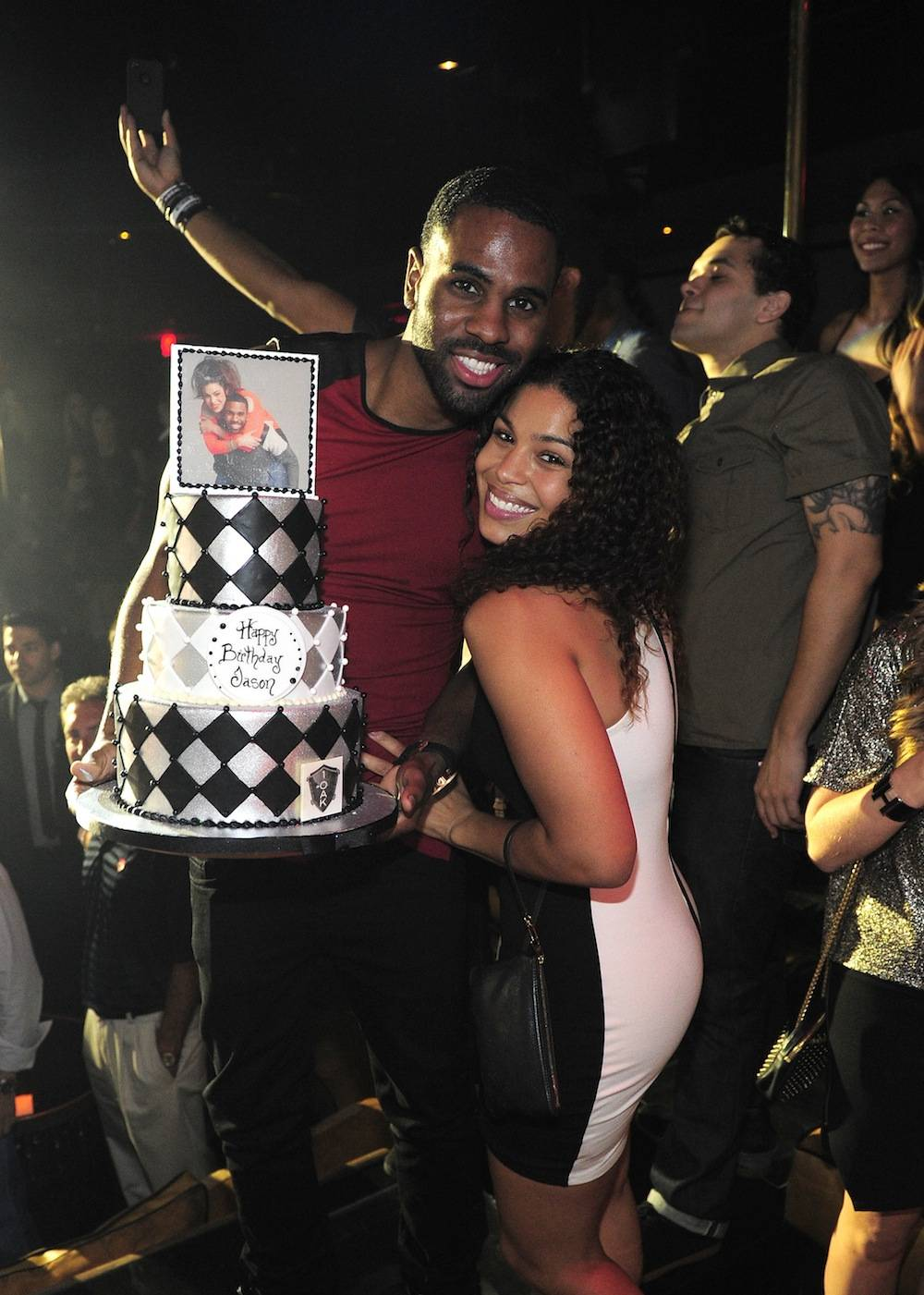 Jordin Sparks and Jason Derulo. Photo: Steven Lawton/WireImage