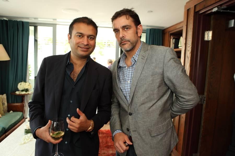Kamal Hothmandani, Donald Goldberg