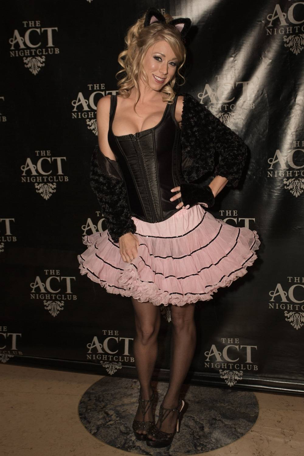 Katie Morgan at The ACT Nightclub