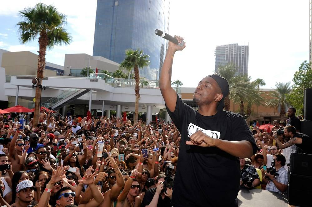 Kendrick Lamar Kicks Off Labor Day Weekend At