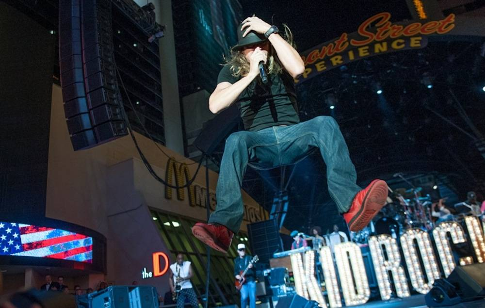 Photos: Tom Kid Rock at the D Las Vegas. Donoghue/Donoghue Photography