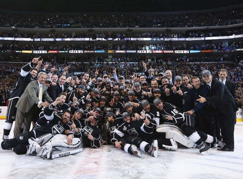 LA-Kings-Team-Photo