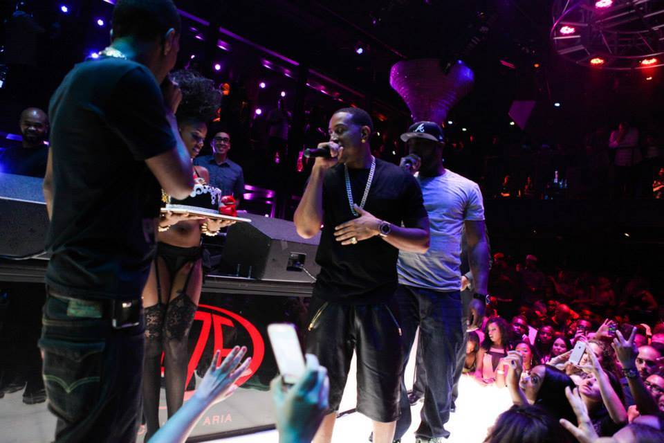 Ludacris at Haze