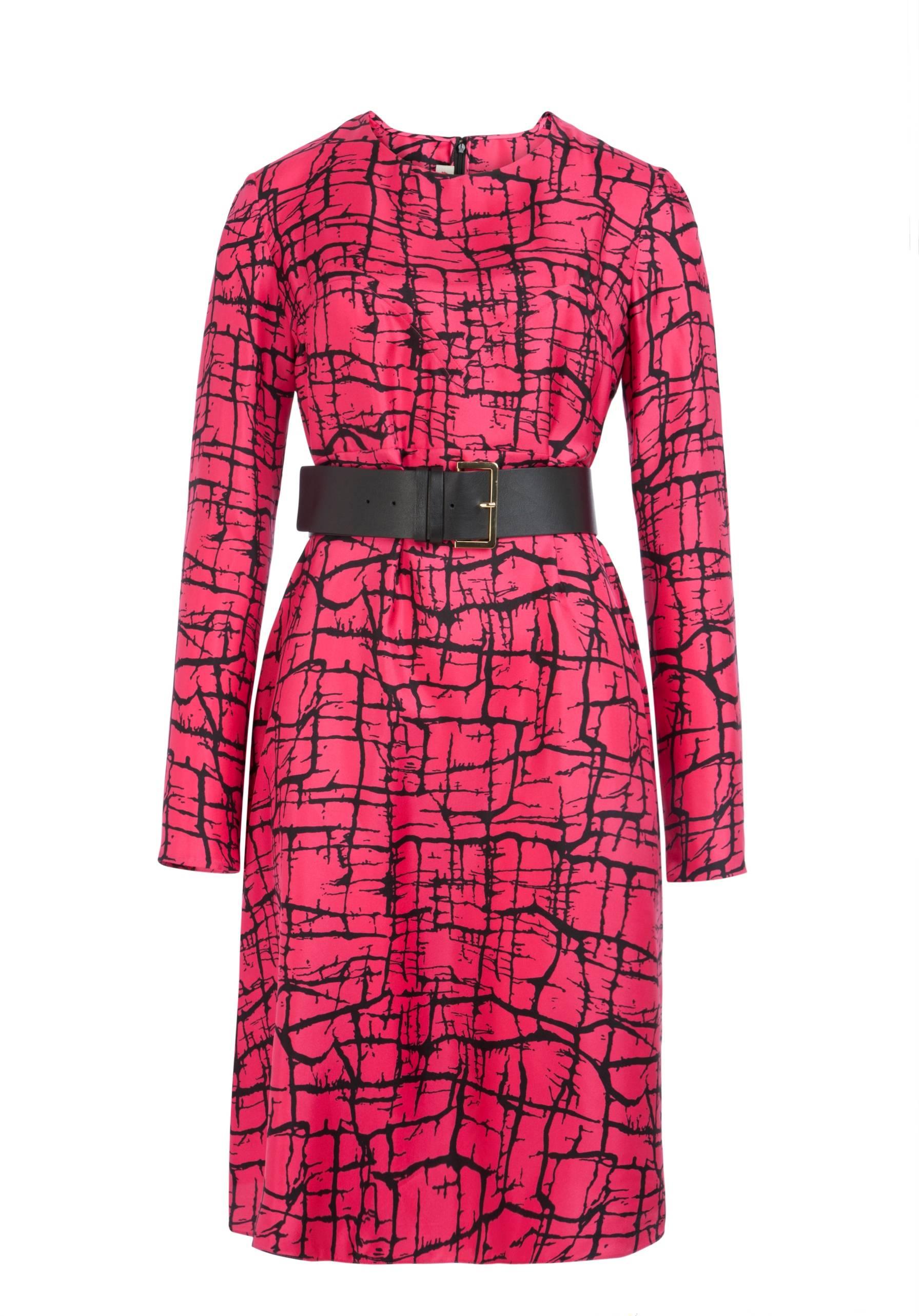 Marni – AED4650 (dress) AED1200 (belt)