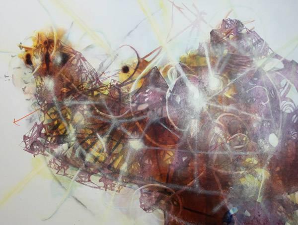 Baldwin Gallery – Matthew Ritchie