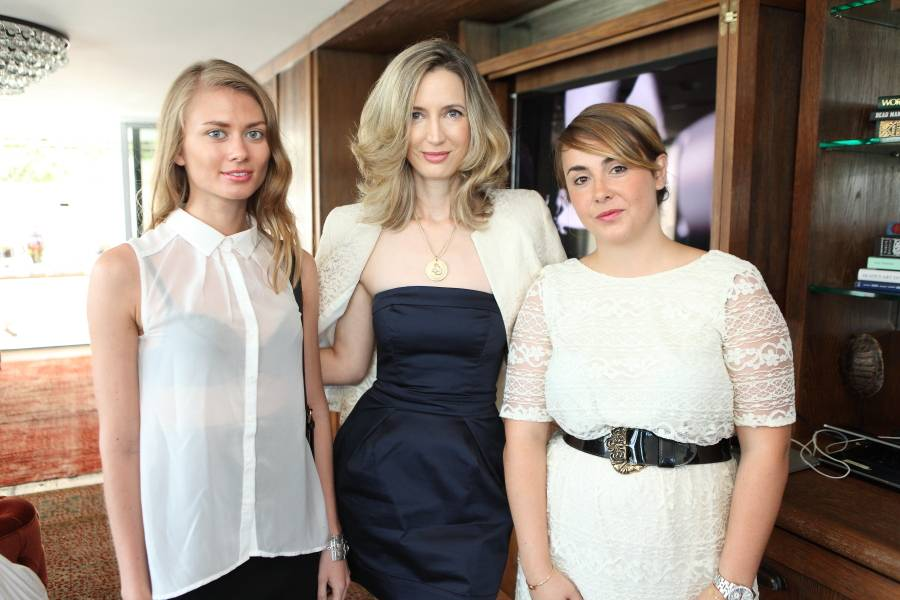 Nadia Enalieva, Hadley Henriette, Floriane Legras